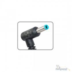 Fonte Ultrabook HP 19.5v 3.33a pino agulha azul 4.5x3.0mm